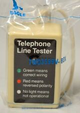Telephone Line Tester by Eagle #TWD3599V-BOX - Ivory (1 piece)