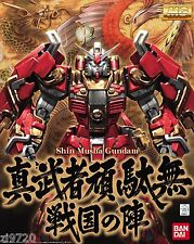 BANDAI MG Shin Musha Gundam Sengoku no Jin (Dynasty Warriors Gundam) 1/100 Scale