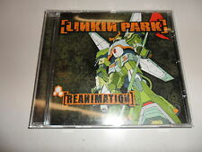 Cd    Linkin Park  ‎– Reanimation