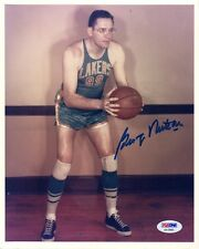 GEORGE MIKAN SIGNED AUTOGRAPHED 8x10 PHOTO LAKERS LEGEND PSA/DNA