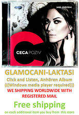 CD SVJETLANA RAZNATOVIC  CECA - POZIV ALBUM 2013 serbia croatia city records