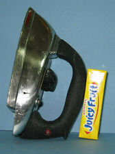 "AUTHENTIC STORE DISPLAY * GENERAL ELECTRIC IRON * NOT A TOY! 5 3/4"" LONG CI417"