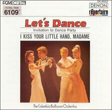 Let's Dance: Invitation to Dance Party by Columbia Ballroom Orchestra
