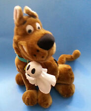 """Big SCOOBY-DOO 18"""" Plush Caught a Ghost"""