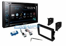 "6.2"" PIONEER CAR STEREO RADIO W/ BLUETOOTH & CD/DVD PLAYER & INSTALLATION KIT"