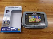 Vtech InnoTab 3 S Protective Video Display Case NEW Gray Dots ~ 3S