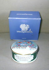 Wedgwood Twelve 12 Days of Christmas Two Turtledoves Box Boxed