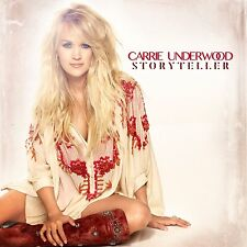 Storyteller by Carrie Underwood (Number of Discs:1) (46 minutes) (Audio CD) NEW