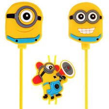 Despicable Me Minions Minion Novelty Headphone Earphone for Mobile Phone MP3