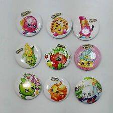 New 45PCS Novelty Popular Button Pins Badges,Brooches Badages,30MM,Kids Gifts