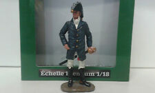 COM 006 LORD WELLINGTON WATERLOO 1815 NAPOLEON DEL PRADO 1/18 - 90MM