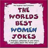 The Worlds Best Women Jokes, Various, Very Good Condition