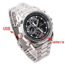 Spy Wrist DV Watch 8GB HD Video 1280*960 Hidden Camera DVR Camcorder Recorder