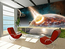 Apocalypse - Earth end of Time Wall Mural Photo Wallpaper GIANT WALL DECOR