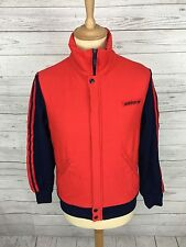Men's Adidas Vintage 80's Jacket - XS - Red & Navy - Great Condition