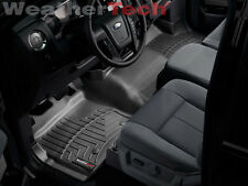 WeatherTech® Over-The-Hump FloorLiner - Ford F-150 Reg Cab - 2010-2014 - Black
