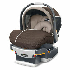 "NWOB Chicco KeyFit 30 Magic Infant Car Seat in Shale ""BOX MISSING"" FREE GIFT!!"