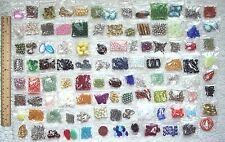 Destash Lot of 55 Bags Asst. Mixed Beads, Findings, MORE. Jewelry Making Supply