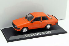Dacia 1410 Sport orange 1:43 Altaya