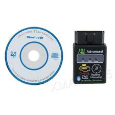 ELM327 V2.1 OBD2 II Bluetooth Car Scanner Android Torque Auto DTCs Scan Tool UK