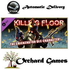 Piso De Matar-el paquete de chickenator: PC: (entrega automática de vapor/Digital)