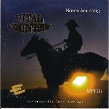 "ETV Vital Country November 2003 "" MPEG 1 VIDEO FILES"""
