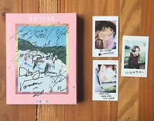SIGNED SEVENTEEN Boys Be HIDE Mini Album  + Vernon/Mingyu/S.coups Photocard KPOP