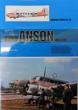Warpaint Series No.53 - Avro Anson Mks,1-22                40 Pages         Book