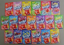 "KOOL-AID drink mix: 19 count ""VARIETY PACK of FLAVOR FAVORITES"" beverage packets"