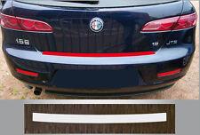 Ladekantenschutz Lackschutzfolie transparent  Alfa Romeo 159 SW Kombi Bj. ab 06