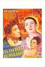 B57006 Les Enfants du Paradis Jean Louis Barrault and Pierre   movie star
