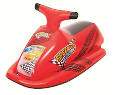 Bestway RACE RIDER Ride-On FLOAT SKI Boy 3+ Speedway Fun Play Beach Pool TOY RED