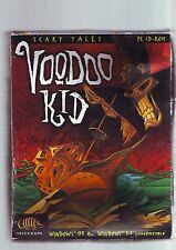 VOODOO KID - CLASSIC 1997 ADVENTURE PC GAME - ORIGINAL RARE BIG BOX