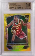 2013-14 GIANNIS ANTETOKOUNMPO SELECT GOLD ROOKIE BGS 9.5 SERIAL #/10