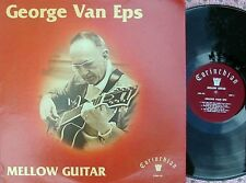 George Van Eps US Reissue LP Mellow guitar EX Guitar Jazz Corinthian COR121