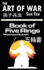 The Art of War by Sun Tzu and the Book of Five Rings by Miyamoto Musashi by...