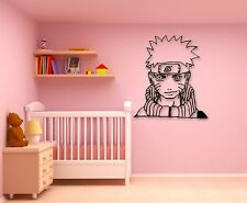 Wall Stickers Vinyl Decal Naruto Anime Cartoon for Kids Room Nursery (ig835)