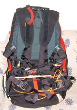 PARAGLIDING HARNESS SUP'AIR EVO WITH KEVLAR + SPEED BAR. SIZE M.