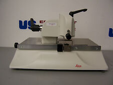 7909 LEICA EMK MR2 TYPE 706602 GLASS KNIFE MAKER