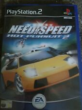 Need for Speed Hot Pursuit 2 Playstation 2 PS2 PAL Game Rare