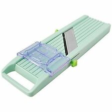 New Benriner Japanese Mandoline Slicer Green * Made in Japan *