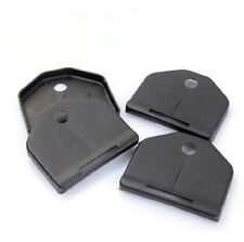 4 Pcs Car Door Lock Buckle Protective Cover Case Pad Guard Protector for Volvo