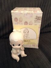 1983 Precious Moments Jonathan & David Ceramic Baby ( E2852/D )
