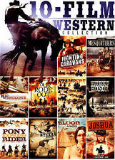 10-Film Western Collection DVD