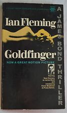 IAN FLEMING JAMES BOND 007 GOLDFINGER , SIGNET D 2052, 1959 (31)
