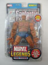 Marvel Legends THE THING Figure MOC NEW Toy Biz Fantastic Four Series II 2
