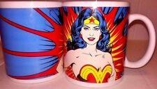 Wonder Woman Superhero 12 oz Coffee Mug DC Comics  - New