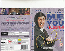 Knowing Me Knowing You-1994-TV Series UK-Complete Series[247 Minutes]-2 DVD