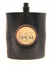 BLACK OPIUM Yves Saint Laurent 3.0 oz edp Perfume Women New