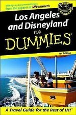 Dummies Travel Ser.: Los Angeles and Disneyland for Dummies by Paula Tevis...